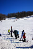 Stock image of New England winter Stock Photos