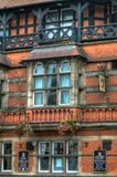 Stock image of Old architecture in Nottingham, England.  Stock Image
