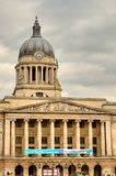 Stock image of Old architecture in Nottingham, England.  Stock Photography
