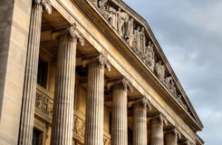 Stock image of Old architecture in Nottingham, England Stock Images