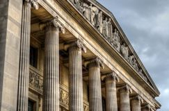 Stock image of Old architecture in Nottingham, England Stock Photos