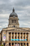 Stock image of Old architecture in Nottingham, England Royalty Free Stock Image