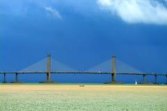 Stock image of Penang bridge, Malaysia Stock Image