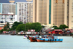 Stock image of Penang Islang, Malaysis Royalty Free Stock Photography