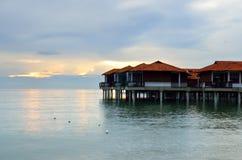 Stock image of Port Dickson, Malaysia Royalty Free Stock Photos