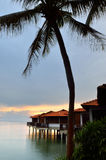 Stock image of Port Dickson, Malaysia Royalty Free Stock Images