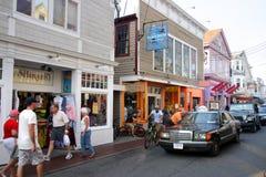 Stock image of Provincetown, Massachusetts, USA Royalty Free Stock Image