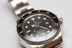 Stock image Rolex Deepsea Sea Dweller Royalty Free Stock Images