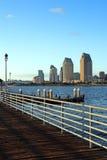 Stock image of San Diego, USA. Stock image of San Diego waterfront and skyline stock photos