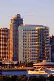 Stock image of San Diego, USA. Stock image of San Diego waterfront and skyline stock image