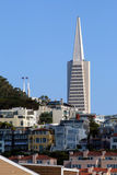 Stock image of San Francisco, USA royalty free stock photography