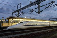 Stock image of Shinkansen Bullet Train, Japan Stock Photo