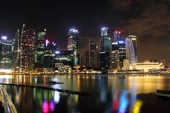 Stock image of Singapore cityscape Stock Photos