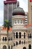 Stock image of Sultan Abdul Samad Building, Kuala Lumpur Stock Photography