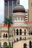 Stock image of Sultan Abdul Samad Building, Kuala Lumpur.  Royalty Free Stock Photo