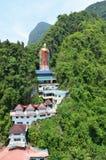 Stock image of Tambun Tibetian Buddhist Temple, Malaysia Royalty Free Stock Photo