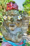 Stock image of Ubud palace, Bali, Indonesia.  Royalty Free Stock Image