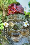 Stock image of Ubud palace, Bali, Indonesia.  Stock Photography