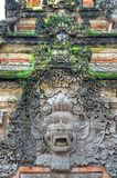 Stock image of Ubud palace, Bali, Indonesia.  Royalty Free Stock Images