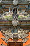 Stock image of Ubud palace, Bali, Indonesia.  Royalty Free Stock Photos