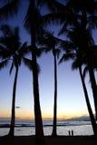 Stock image of Waikiki Beach, Honolulu, Oahu, Hawaii Stock Photo