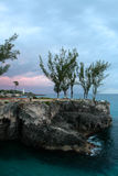 Stock image of Waikiki Beach, Honolulu, Oahu, Hawaii Royalty Free Stock Photography
