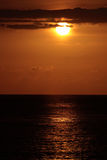 Stock image of Waikiki Beach, Honolulu, Oahu, Hawaii Royalty Free Stock Images
