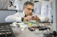 Stock Images of Hublot Watch Factory Stock Photography