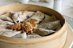 Stock imagew of Peking duck set Royalty Free Stock Images