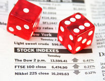 Stock index Stock Images