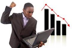 Stock Losses!!! Stock Image