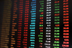 Stock market royalty free stock images