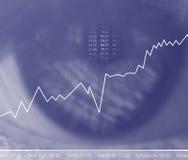 Stock market Royalty Free Stock Image