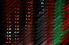 Stock market Stock Photography