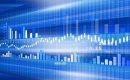 Stock Market Chart. Best image of Stock Market Chart stock illustration