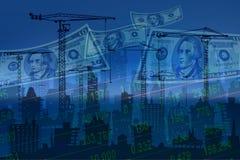 Stock Market Concept. Stock Market Concept and Financial background Stock Image