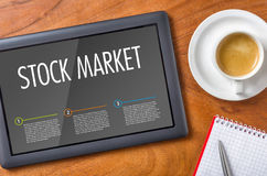 Stock Market Royalty Free Stock Photography