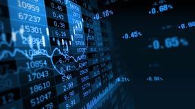 Stock market_077 stock footage