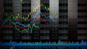 Stock Market_075 royalty free illustration