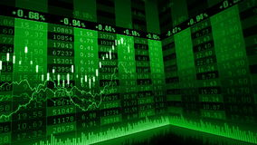 Stock Market_070 stock illustration