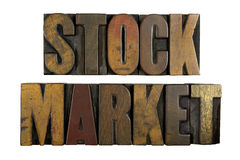 Stock Market Royalty Free Stock Photo