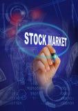 Stock market royalty free stock photography