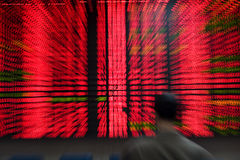 Stock market03 Stock Photo