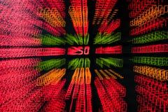 Stock market11 Stock Image