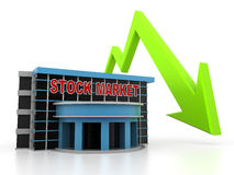 Stock Markets Stock Photography