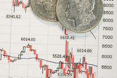 Stock Money Royalty Free Stock Image