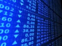Stock numbers Stock Photo