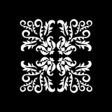 Stock  orient floral pattern Royalty Free Stock Photography