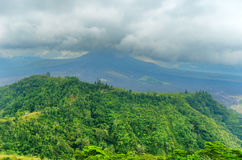 Stock photo of Batur volcano Stock Images