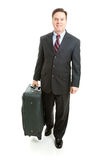 Stock Photo of Business Travel - Full body Stock Photography